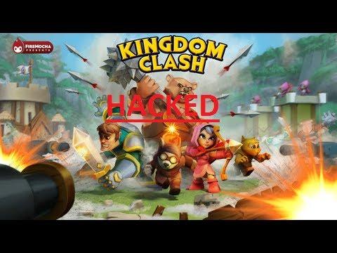 How To Hack Kingdom Clash Ios Tut Youtube