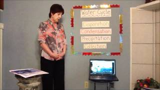 The Water Cycle ::  2nd Or 3rd Grade Science Lesson