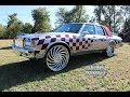 WhipAddict: 89' Chevrolet Caprice LS on DUB Delish 28s, Custom Paint and Interior