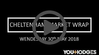 Cheltenham Market Wrap 3192 – Wednesday 30th May 2018