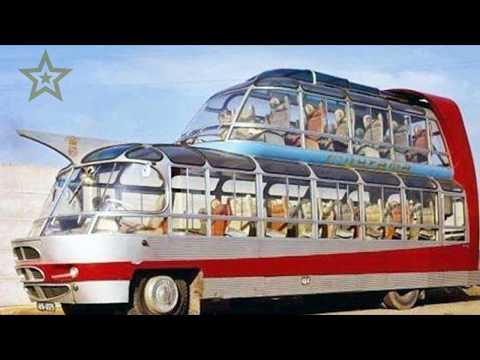 Strange Vintage Cars. Unusual Concept Cars Ever Made. Crazy Looking Cars All Time. Funny Vehicles