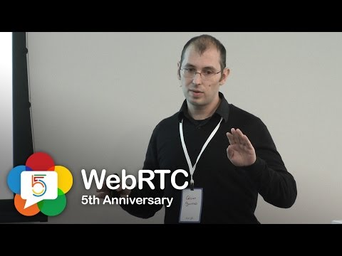 Android Development with WebRTC (Kranky Geek WebRTC 2016)