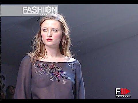 NANETTE LEPORE Spring Summer 2001 New York - Fashion Channel