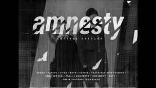 Elton John praising Crystal Castles' most recent album, Amnesty (I)