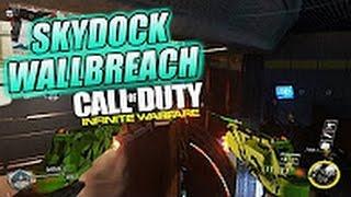 'Infinite Warfare Glitches' Easy Skydock Wallbreach Glitch