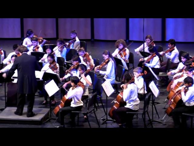 """02 Holmes Intermediate Orchestra Ocean Storm """"La Tempesta di Mare,"""