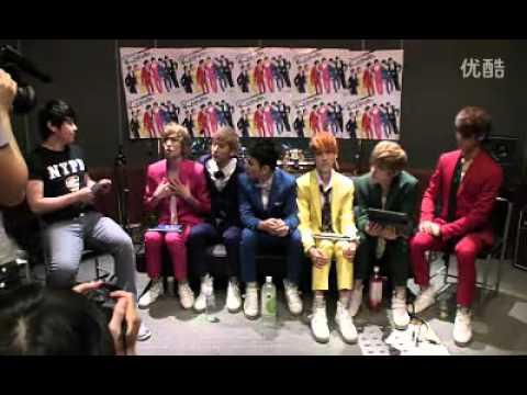 110731 Koon TV - Teen Top Interview (Part 1/6) [Chocolat]