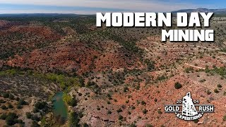 Modern Day Mining - Gold Rush Expeditions - 2017