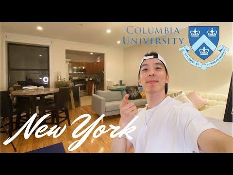 Goodbye Residency, Hello World!!😁 [New Manhattan Apt & Colum