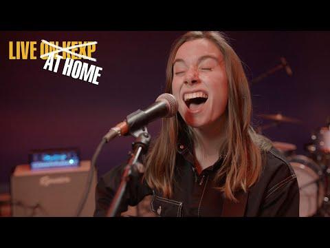 Julien Baker - Full Performance & Interview (Live on KEXP at Home)
