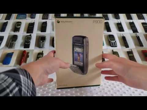 Sony Ericsson Quick Share P900 Unboxing