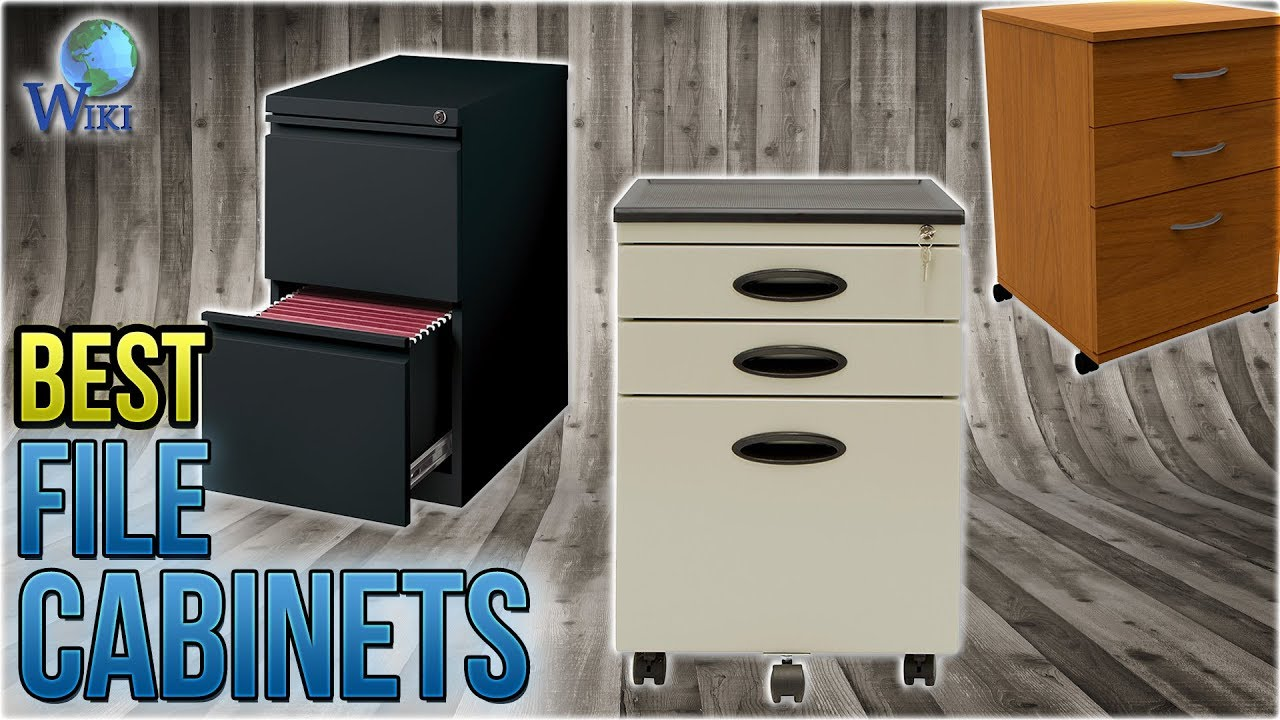 10 Best File Cabinets 2018 Youtube