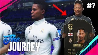 HUNTER in der CHAMPIONS LEAGUE 🔥🔥 - FIFA 19 THE JOURNEY 3: CHAMPIONS #7