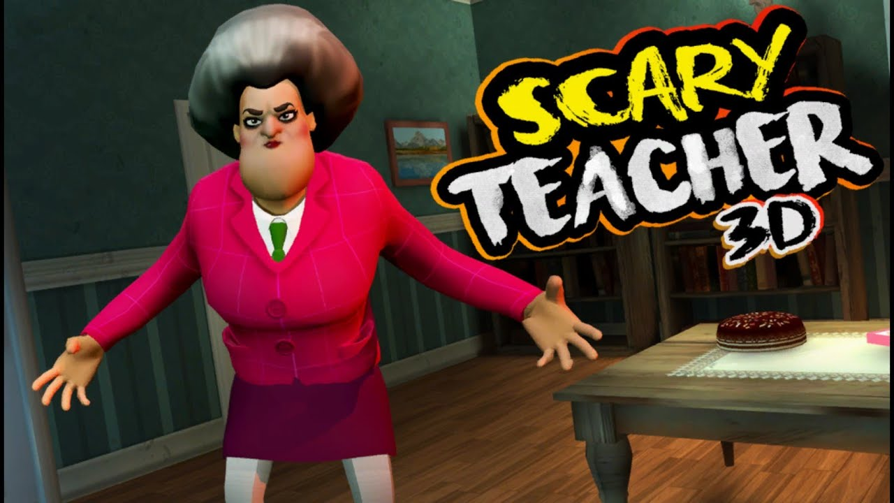 Download Scary Teacher 3D Horror game | introduction | Granny horror game song