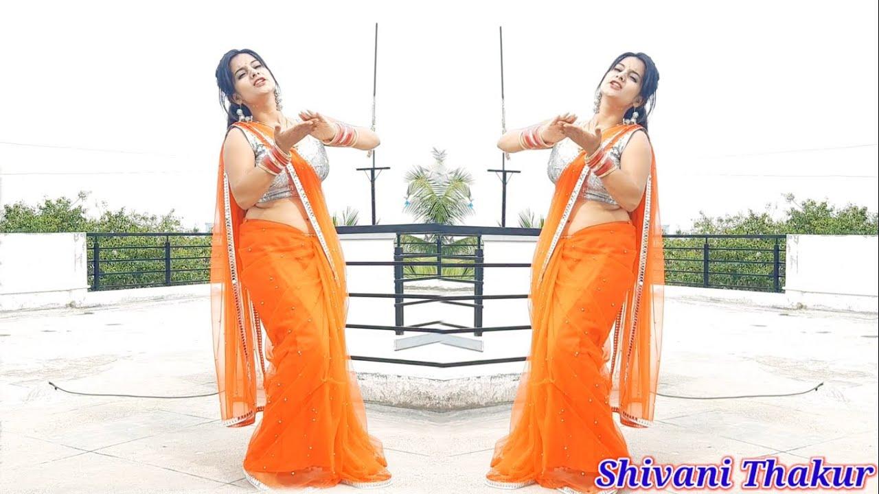 Nazar Milao Babuaan Se // नज़र मिलाओ बबुआन से // Dance By Shivani Thakur