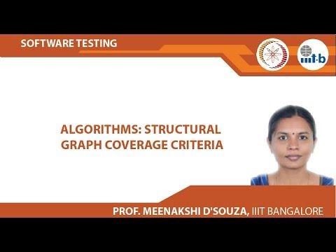Lecture 9 _ Algorithms: Structural Graph Coverage Criteria