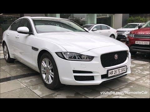 Jaguar XE 2017 | Real-life review