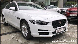 Jaguar XE 2017 Real life review