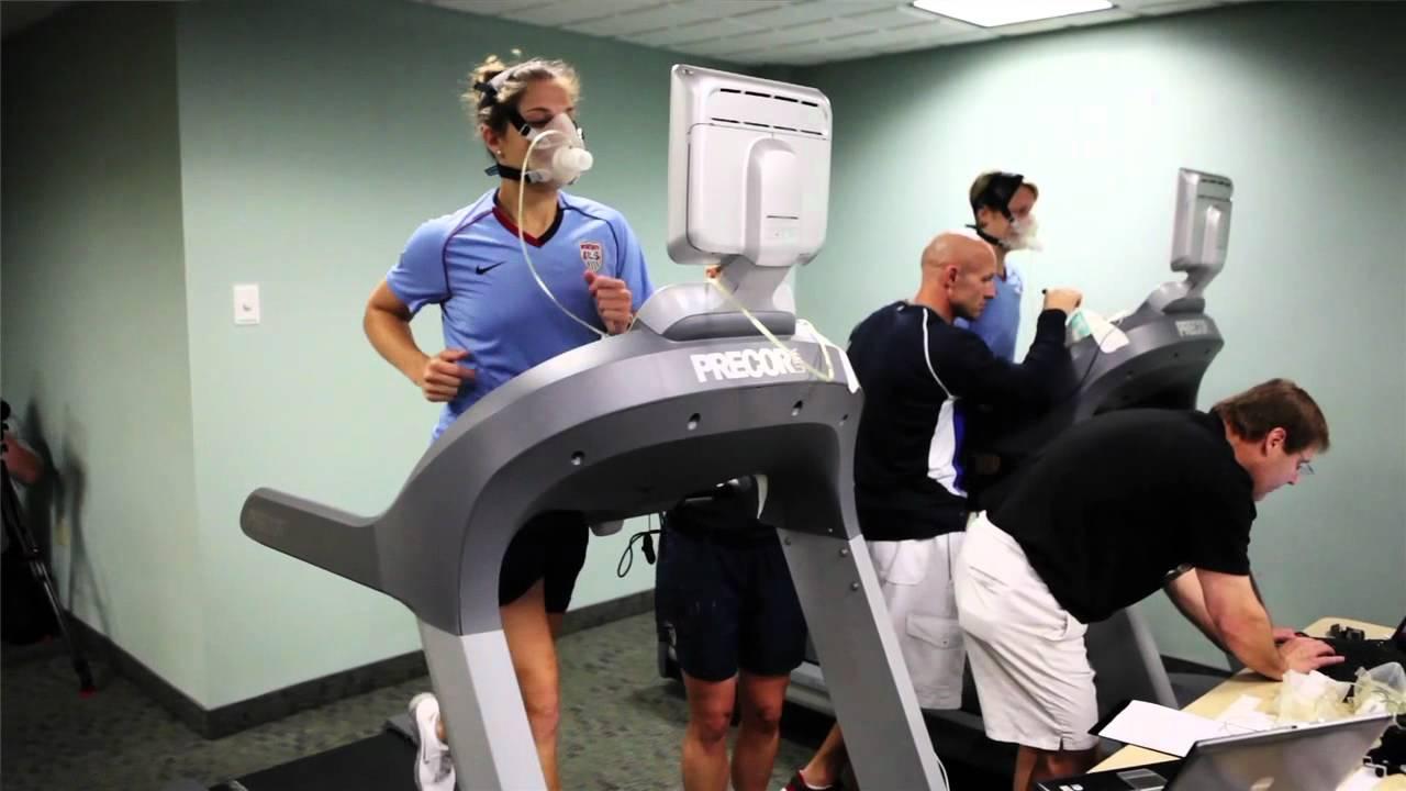 Pressure Makes Us Treadmill Test