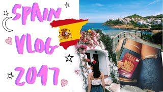SPAIN VLOG 2017 | Sophie Clough