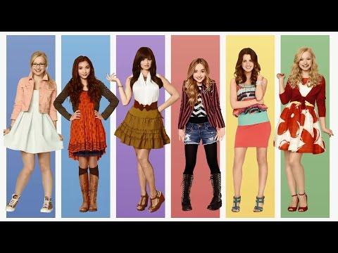 Kdo z Disney Channel jsi - INTERAKTIVNÍ VIDEO