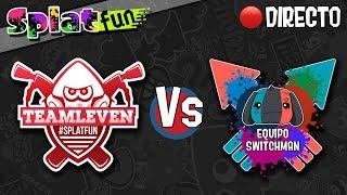 🔴 Directo #splatfun | Liga | Team Leven Vs Team Switchman | Jornada 3