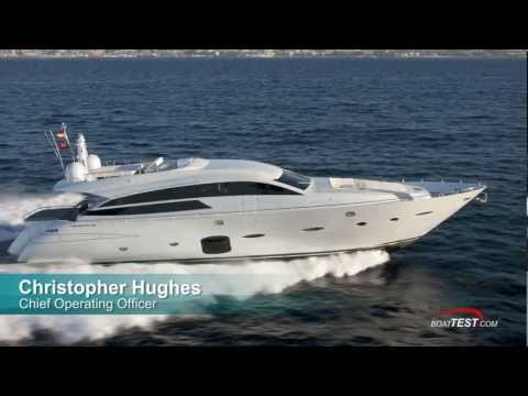 Pershing 92 Review 2012- By BoatTest.com