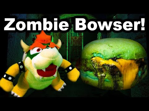 SML Short: Zombie Bowser