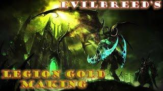 World of Warcraft Gold Guide. Legion Mop Raid Farming.