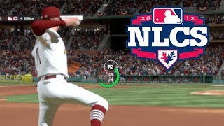 The Most STRESSFUL PLAY Of My CAREER...PLAYOFFS VS CUBS! MLB THE SHOW 17