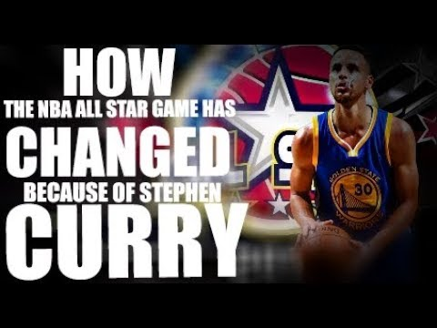 NBA Radio: The Story - How the NBA All star Game Format have CHANGED BECAUSE OF STEPHEN CURRY