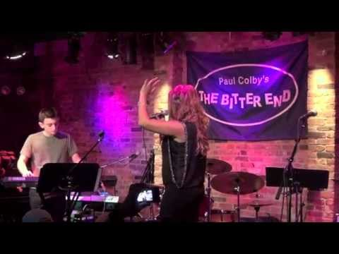 """Samantha Cole """"At Last"""" @ The Bitter End NYC"""