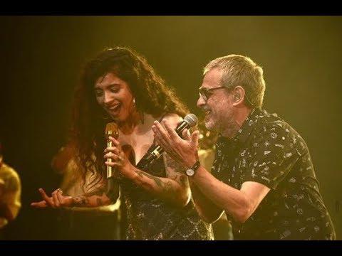 Mon Laferte ft Los Auténticos Decadentes Amor | Gran Rex, Argentina