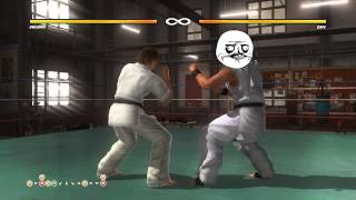 DOA5U - Akira Tips and Tricks
