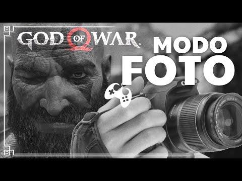 God Of War - O Modo Foto Chegou!!!