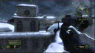 Battlefield 2: Modern Combat HEADSHOT-10 stars full run