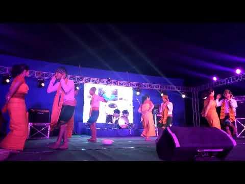 BWISAGU DANCE BY B TECH FIRST YEAR @CIT KOKRAJHAR ECSTASY 2K18