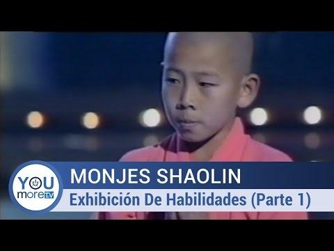 Monjes Shaolin - Exhibicin De Habilidades