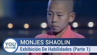 Monjes Shaolin - Exhibición De Habilidades