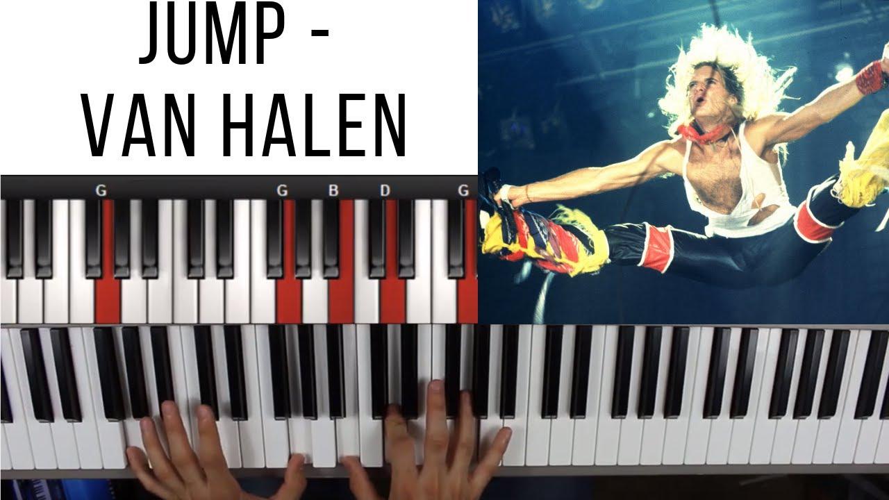 Jump van halen piano tutorial youtube jump van halen piano tutorial hexwebz Choice Image