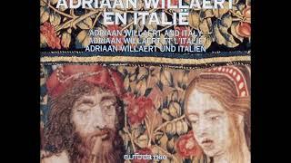 Adriaan Willaert and Italy (1997)