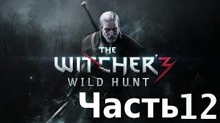 Ведьмак 3: Дикая Охота - прохождение на русском. Часть 12. Ведьмы, Жена Барона