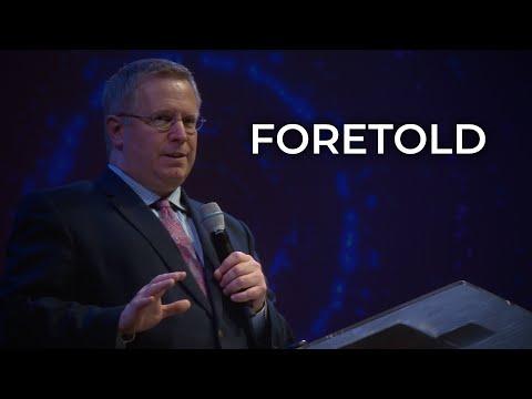 Foretold – Pastor Raymond Woodward