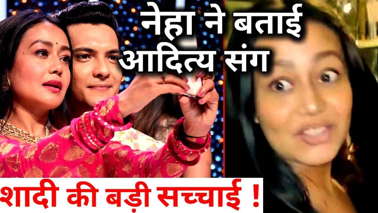 Neha Kakkar Finally Responds To Marriage Rumours With Aditya Narayan Youtube