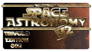 Let's Play Space Astronomy Solo Edit #2 Ein Kabel das nicht will und die ersten Maschinen [HD]+[GER]