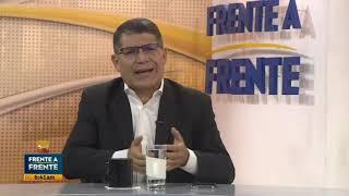 FRENTE A FRENTE, DR. FIDEL FUENTES, ENTREVISTA CON MOISÉS URBINA (27-01-2021)