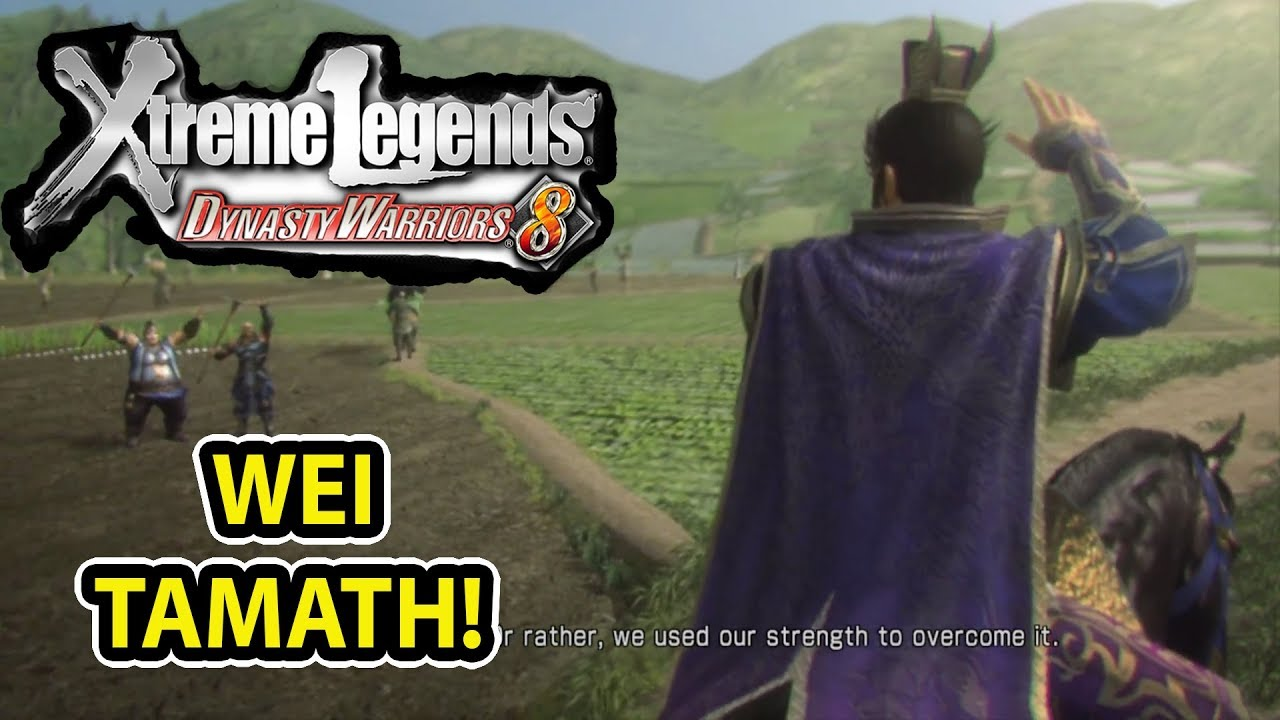 Cao Cao Voice - Dynasty Warriors 5 (Game) | Behind The ... |Cao Cao Dynasty Warriors 8