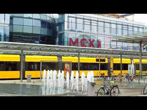 Dresden Innenstadt  Dresden Germany Downtown