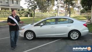 2012 Honda Civic Test Drive & Car Review