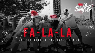 Fa La La - Justin Bieber ft. Boyz II Men | FitDance SWAG (Choreography) Dance Video